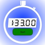 Stopwatch 7Seg icon